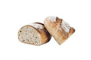 chlieb psenicno razny rez
